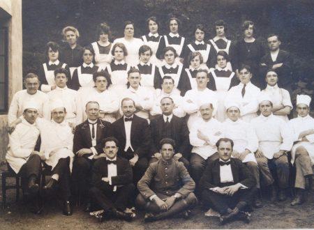Personale ristorante del Santuario di Graglia