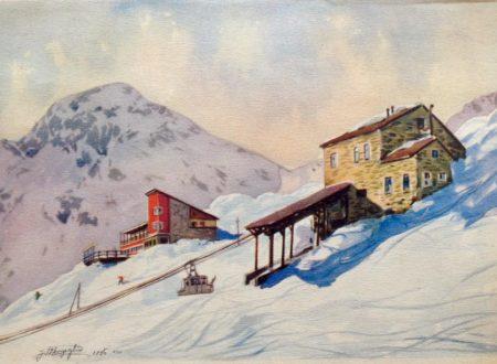 Lo sci ad Oropa nel 1930