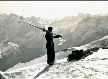 Cicuta Rosina, la sciatrice assassinata.