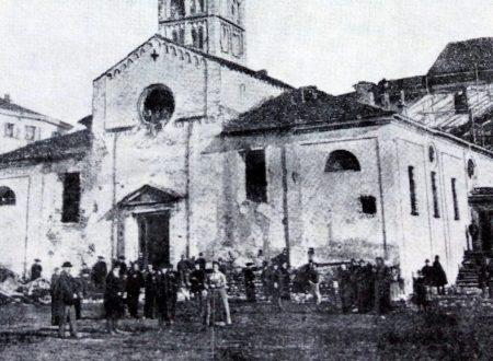 La tomba del Vescovo Lombardo della Torre