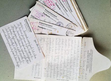 Le lettere del prigioniero.