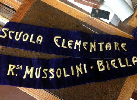 """La Scuola Elementare di Biella """"Rosa Maltoni Mussolini"""""""