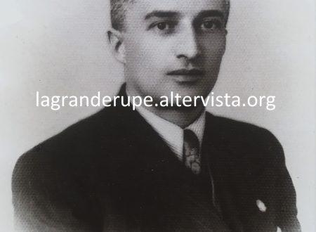 LA MORTE DEL SEGRETARIO FEDERALE DI BIELLA ANTONIO GIRAUDI