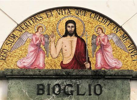 OPERA DI GIUSEPPE BIASI AL CIMITERO DI BIELLA