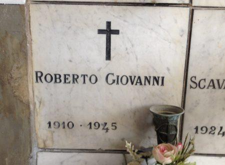 """IL """"FAMIGERATO"""" SS ROBERTO GIOVANNI"""
